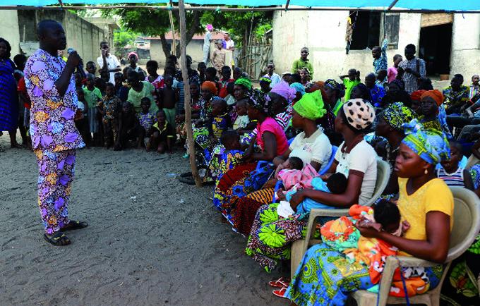 Le Bénin a accueilli cette année la rencontre régionale de haut niveau sur la santé reproductive, maternelle, néonatale, infantile et des adolescents en Afrique de l'Ouest et du Centre. C'est une rencontre organisée par les gouvernements béninois et français avec l'appui du Royaume de Danemark et quatre agences du Système des Nations Unies que sont : UNFPA, UNICEF, OMS et ONUFEMMES. Les travaux de cette réunion ont porté sur le thème «Renforcer l'engagement du partenariat Muskoka pour l'atteinte de la couve